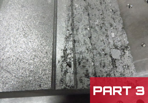 Graphite Material Quality #3 Graphite Defects