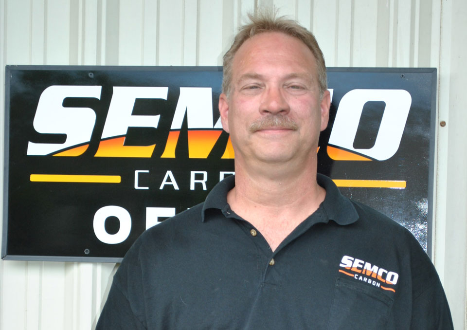 Introducing New Day Shift Supervisor: Scott Johnson