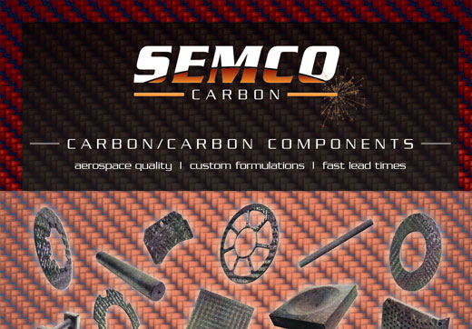 Semco Machines CFC (Carbon Fiber Composites)