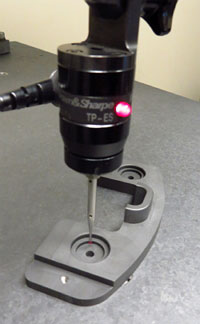 Graphite Machining 2