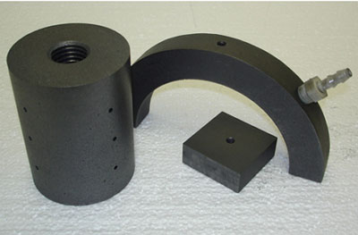 Graphite Components for Electroplating
